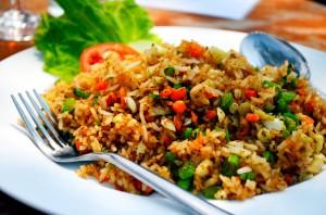 Najlepšia smažená ryža