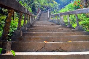 Vstup do jaskyne Tham Jang