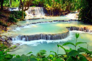 Najkrajší vodopád, aký sme v živote videli.