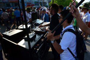 Skvelý DJ L'Homme Debout