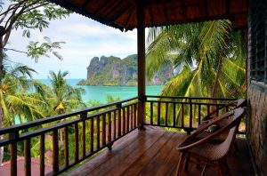 Bungalow na Railay Beach