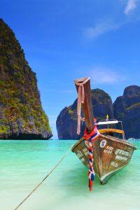 Ilúzia o Maya Bay, keď vie váš frajer šikovne fotiť ;)