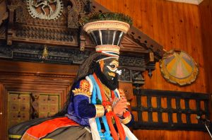 Kathakali - Lord Shiva