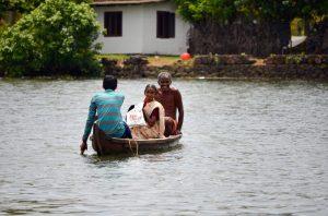 Bez loďky sa tu žiť nedá.