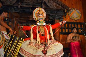 Kathakali - Arjuna