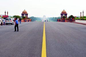 """New Delhi. Už chápem to """"new""""."""