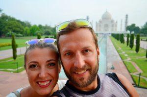 Selfičko s Taj Mahalom musí byť.