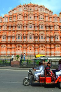 Hawa Mahal (Palace of Wind)
