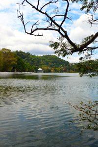 Jazero v Kandy