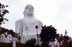 Budha nad Kandy...