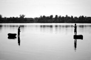Malí rybolovci