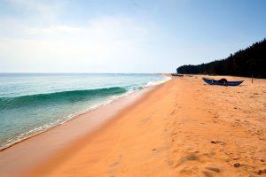 Pláž v Batticaloa