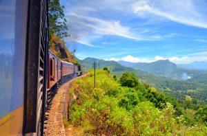Vlak do Colomba.