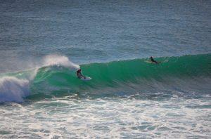 Milujem čumendu na surfovanie v Uluwatu. Tu raz bude aj môj Dimouš.