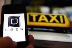 Uber a podobné aplikačky, to je naše.