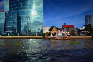 Bangkok je mesto kontrastov.