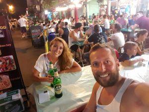 A posledné selfíčko z Bangkoku.
