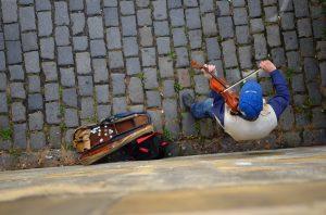 Pozreli pouličné umenie....
