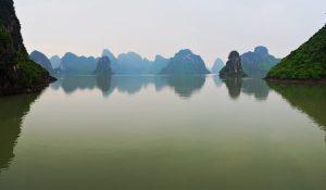 Zátoka Ha Long